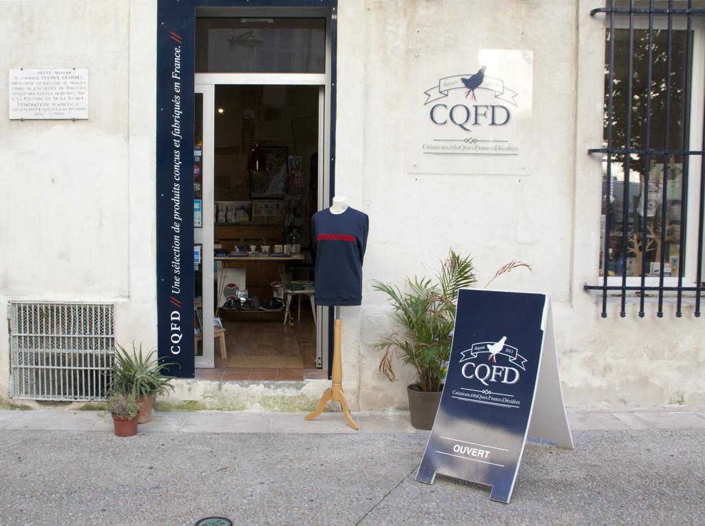 Boutique CQFD