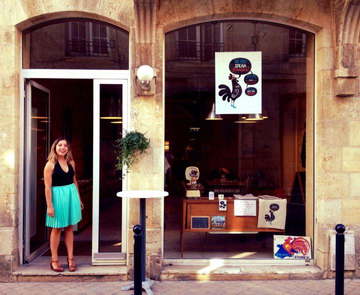 Boutique Do You Speak Francais à Bordeaux