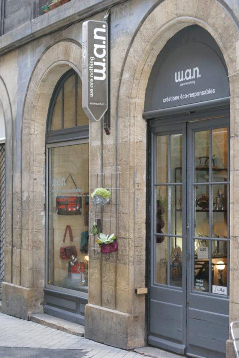 Boutique Made in France wan à Bordeaux