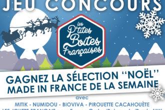 Jeu Concours Les P'tites Boites Françaises