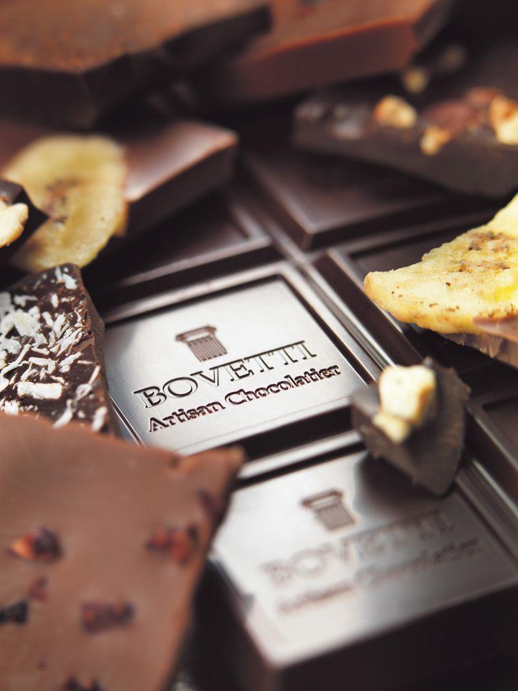 tablette chocolat bovetti