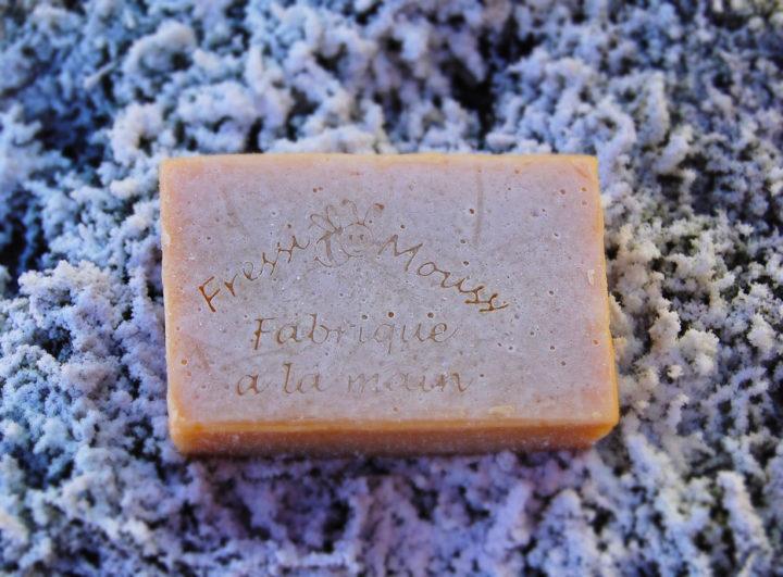 savon fressi'mouss artisanale