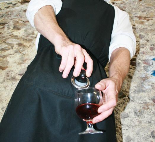 tablier-bar-man