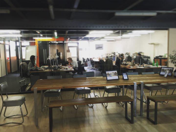 Salle de dégustation et espace coworking BAP BAP