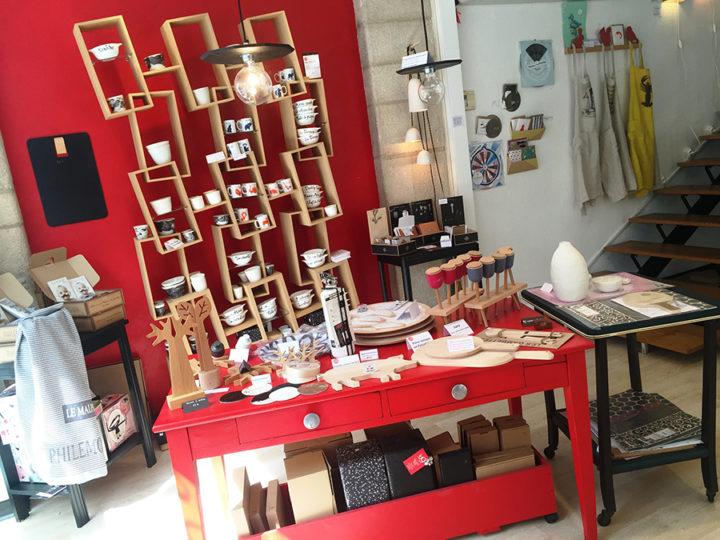 Interieur Boutique Le Cent 9 Nancy