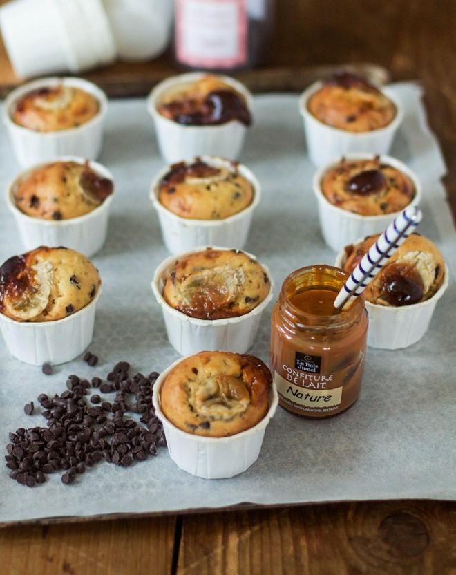 banoffee-muffins