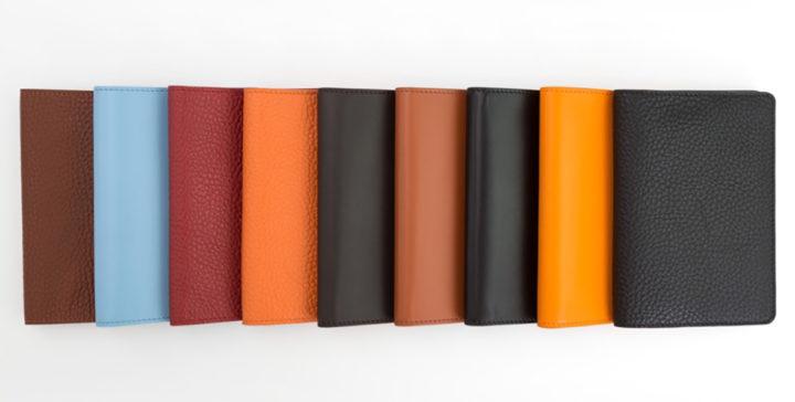 Soixante5 carnet cuir