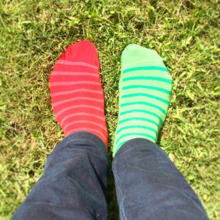 chaussettes crochepied