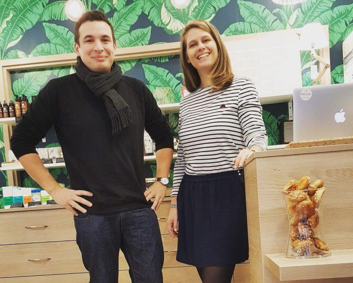 Marion et Guillaume Les sales gosses du Made in France