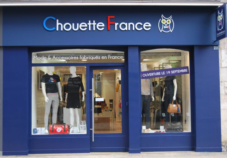 Chouette France à Dijon - Boutique Made in France