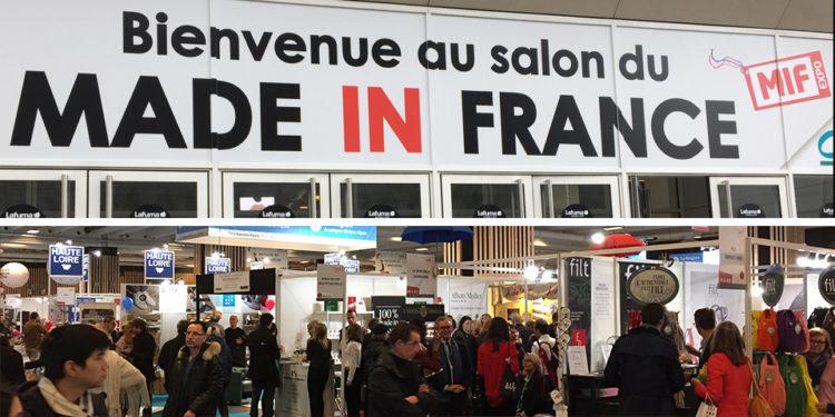 Retour du salon du made in france 2017 thomas aime le for Salon made in france