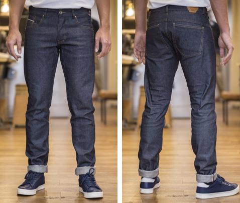 e8bac60a4d2 La marque de jeans DAO est avant tout un atelier de fabrication à Nancy  créé en 2012. Le jeans Type 5 en denim selvedge 12.oz est considéré comme  le plus ...